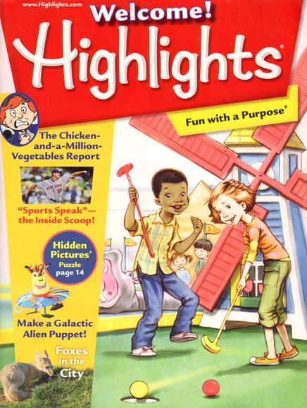Highlights Cover - 5/1/2013