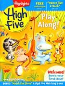 High Five Magazine 4/1/2013