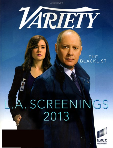 Variety Cover - 5/20/2013