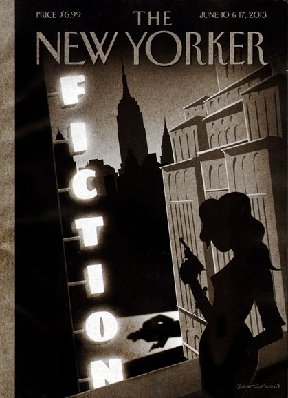The New Yorker Cover - 6/10/2013