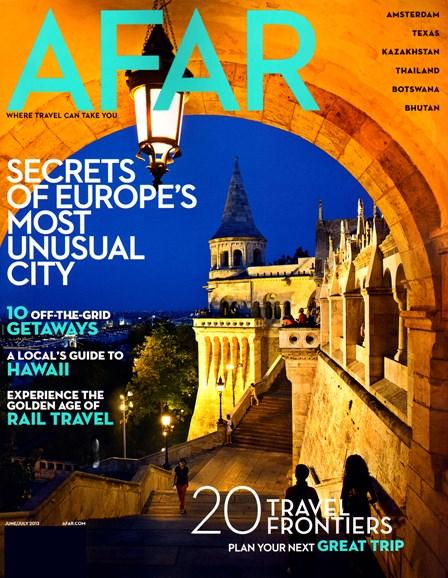 AFAR Cover - 6/1/2013