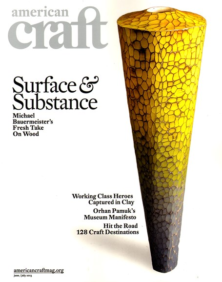 American Craft Cover - 6/1/2013