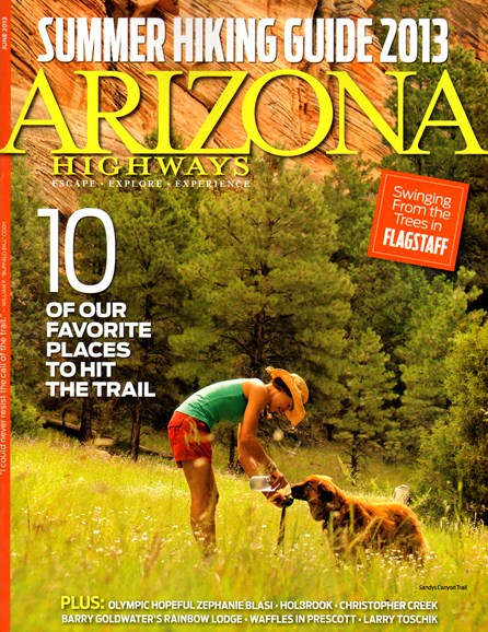 Arizona Highways Cover - 6/1/2013