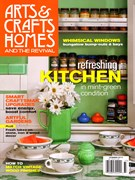 Arts and Crafts Homes Magazine 6/1/2013