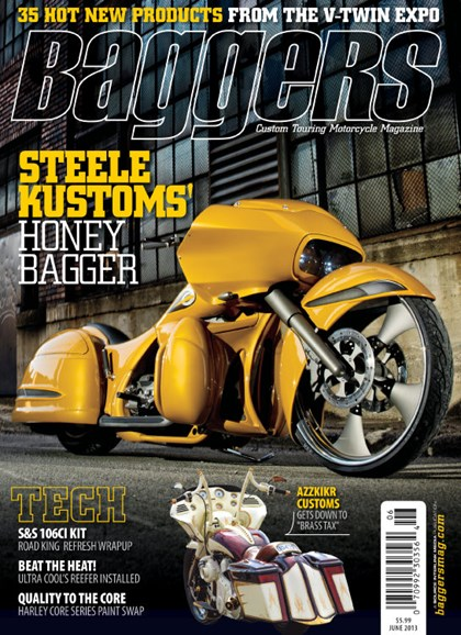 Baggers Cover - 6/1/2013