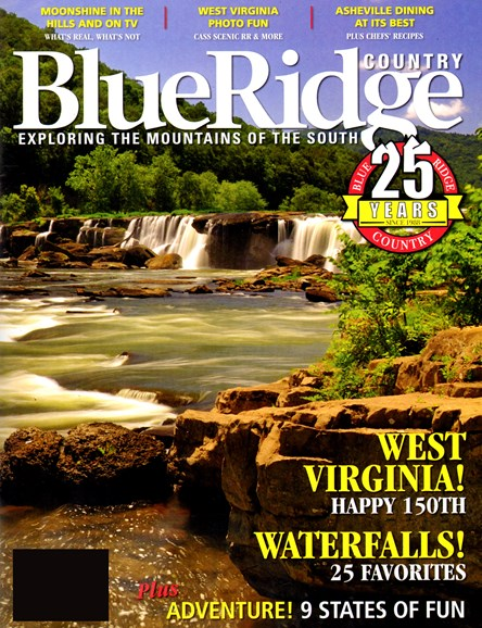Blue Ridge Country Cover - 6/1/2013