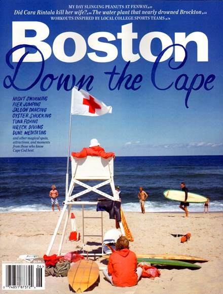 Boston Cover - 6/1/2013