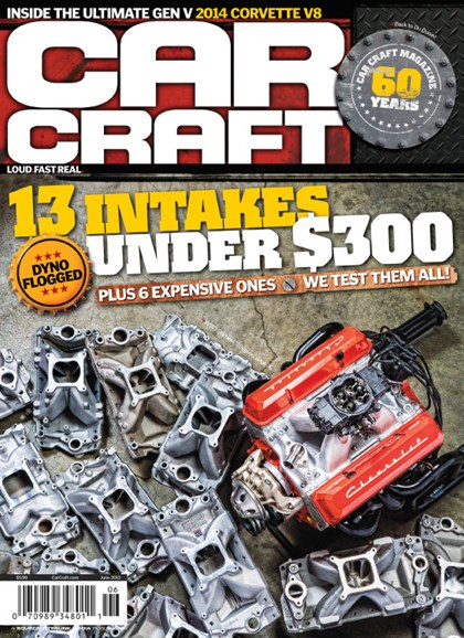 Car Craft Cover - 6/1/2013