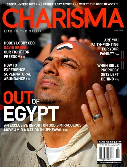 Charisma Cover - 6/1/2013