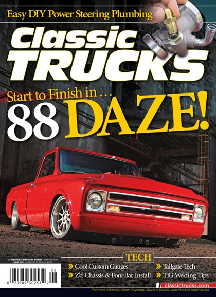 Classic Trucks Cover - 6/1/2013