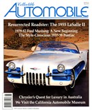 Collectible Automobile Magazine 6/1/2013