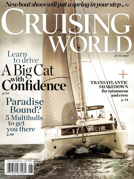 Cruising World Cover - 6/1/2013