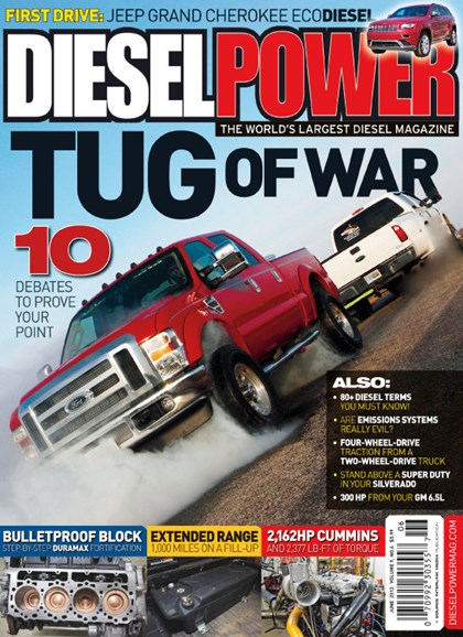 Diesel Power Cover - 6/1/2013