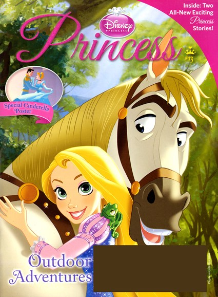 Disney Princess Cover - 6/1/2013