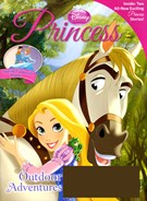 Disney Princess Magazine 6/1/2013