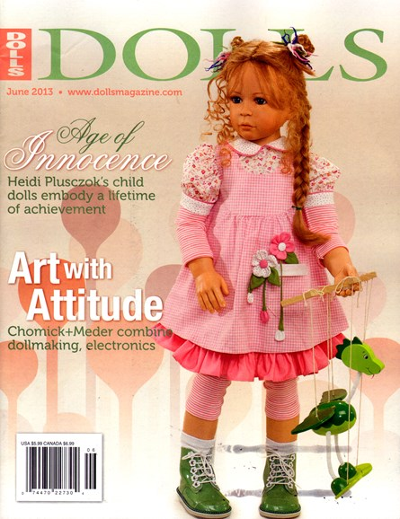Dolls Cover - 6/1/2013