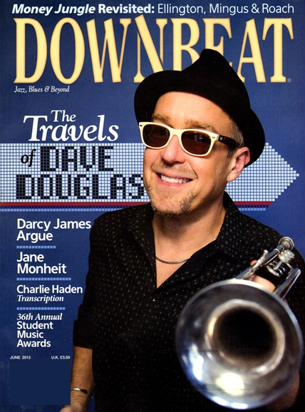 DownBeat Cover - 6/1/2013