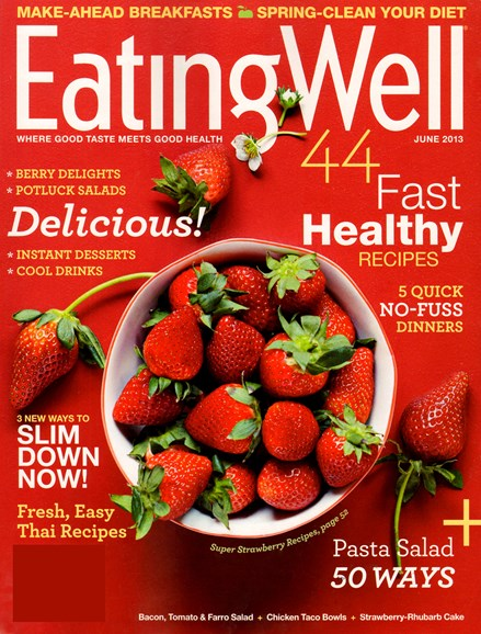 EatingWell Cover - 6/1/2013