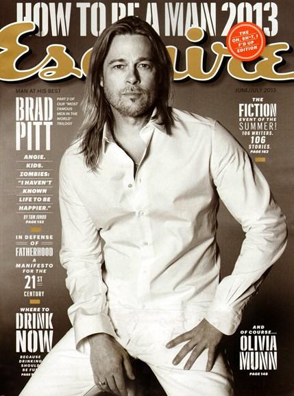 Esquire Cover - 6/1/2013