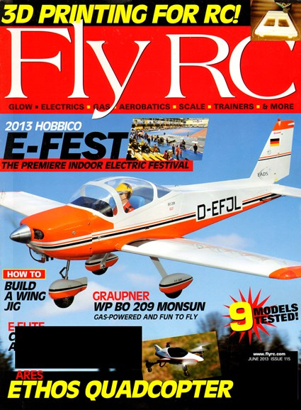 Fly RC Cover - 6/1/2013