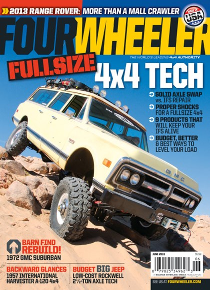 Four Wheeler Cover - 6/1/2013