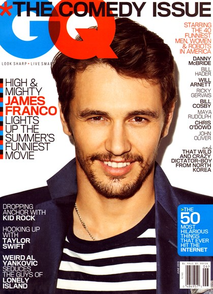 Gentlemen's Quarterly - GQ Cover - 6/1/2013