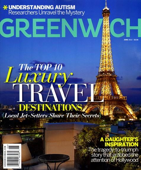 Greenwich Cover - 6/1/2013