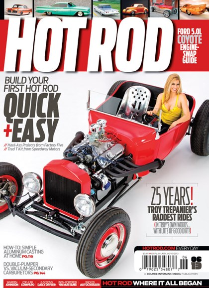 Hot Rod Cover - 6/1/2013