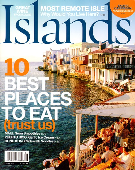Islands Cover - 6/1/2013