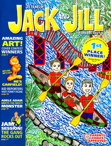 Jack And Jill Cover - 6/1/2013