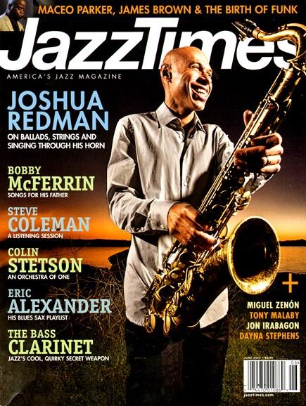 JazzTimes Cover - 6/1/2013