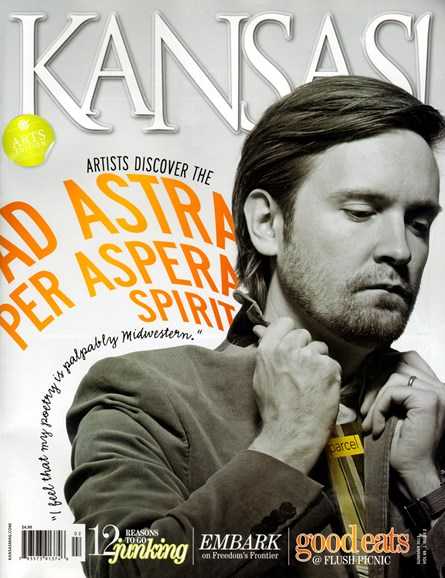 KANSAS! Cover - 6/1/2013