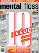 Mental Floss Magazine 6/1/2013