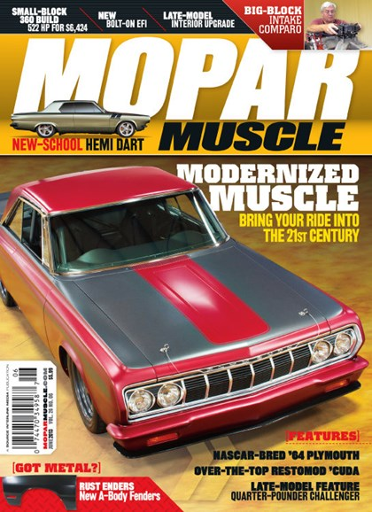Mopar Muscle Cover - 6/1/2013