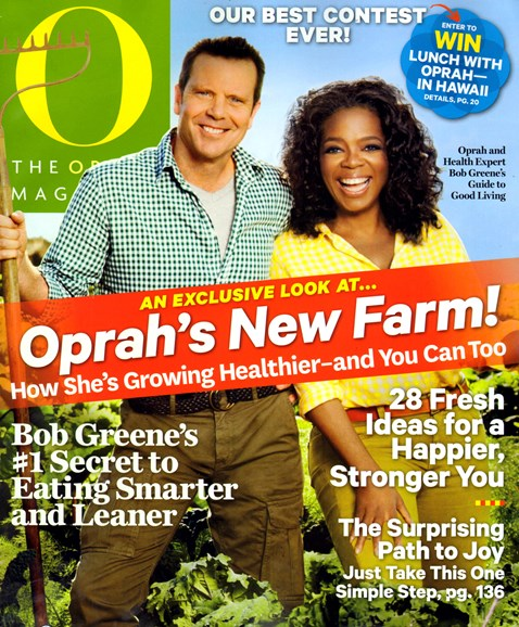 O The Oprah Cover - 6/1/2013