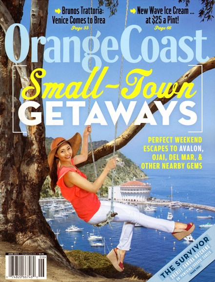 Orange Coast Cover - 6/1/2013