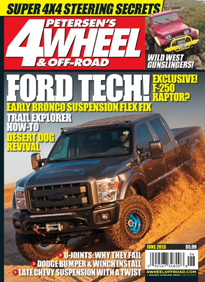 4 Wheel & Off-Road Cover - 6/1/2013