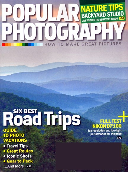 Popular Photography Cover - 6/1/2013