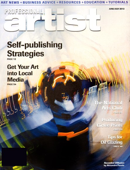 Professional Artist Cover - 6/1/2013