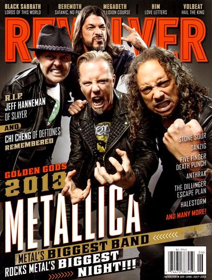 Revolver Cover - 6/1/2013