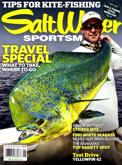 Salt Water Sportsman Cover - 6/1/2013