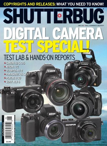 Shutterbug Cover - 6/1/2013