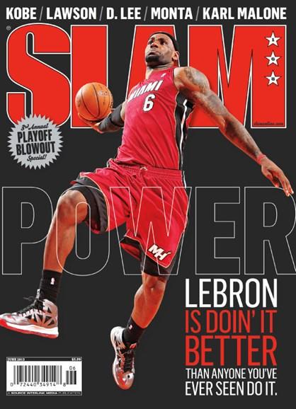 Slam Cover - 6/1/2013