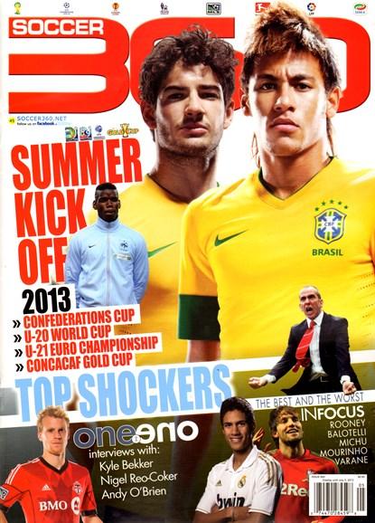 Soccer 360 Cover - 6/1/2013
