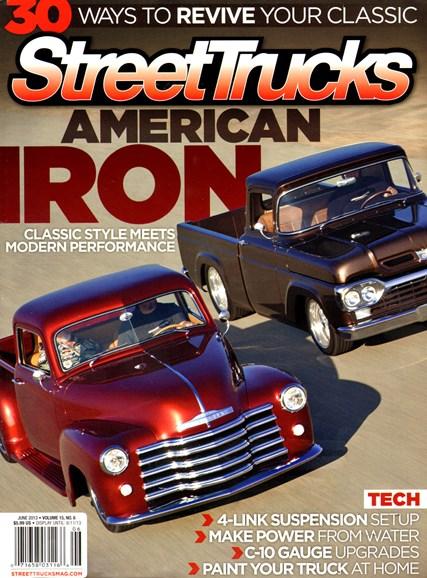 Street Trucks Cover - 6/1/2013