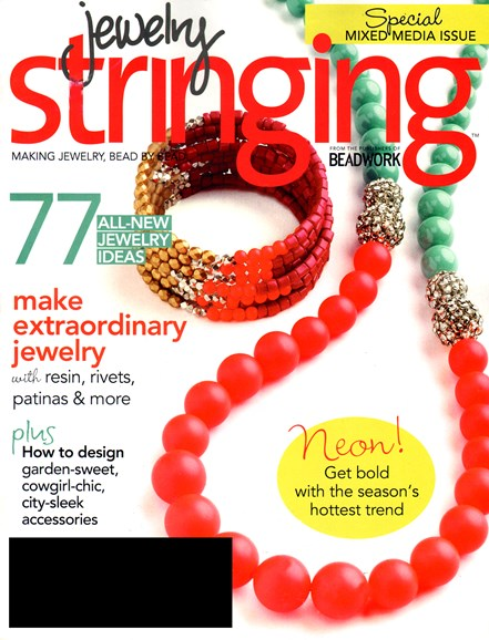 Jewelry Stringing Cover - 6/1/2013
