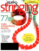 Jewelry Stringing Magazine 6/1/2013
