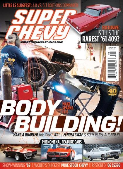 Super Chevy Cover - 6/1/2013