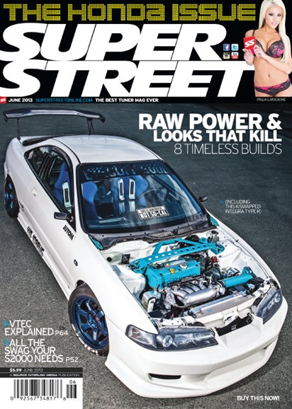 Super Street Cover - 6/1/2013