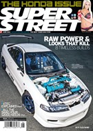 Super Street Magazine 6/1/2013